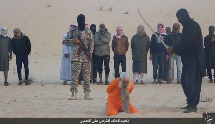 "France: Muslim ""refugee"" turns out to have been Islamic State executioner"