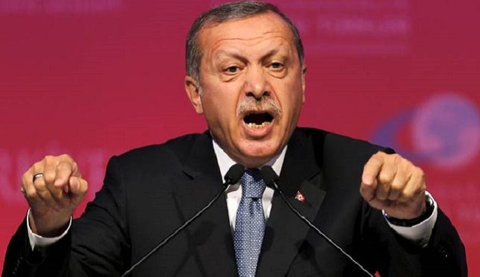 Erdogan Extols Koranic Harshness Toward Non-Muslims, Seeks Their Koranic Conquest