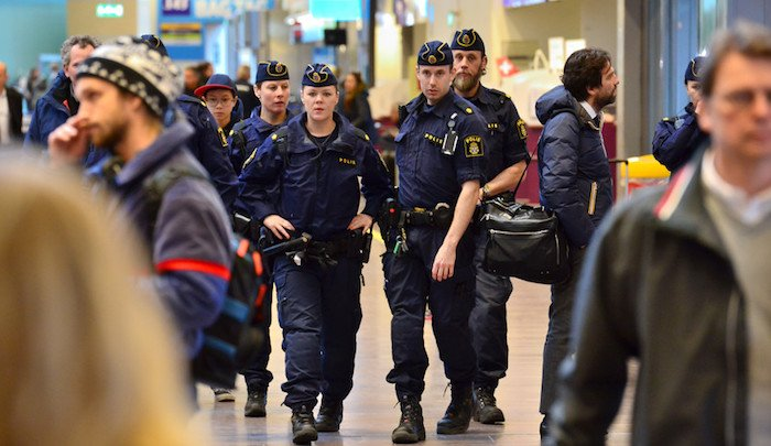 """Sweden: 65-year-old woman on trial for """"hate crime"""" intensively harassed by police"""