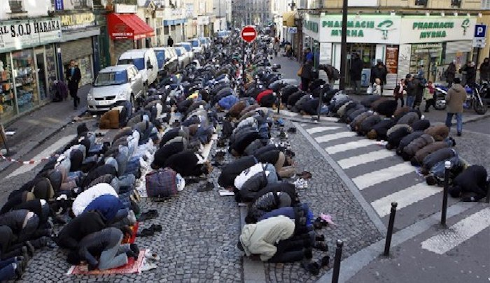 "French journalist: ""Innumerable neighborhoods"" in France are ""ruled by Islamic law"""