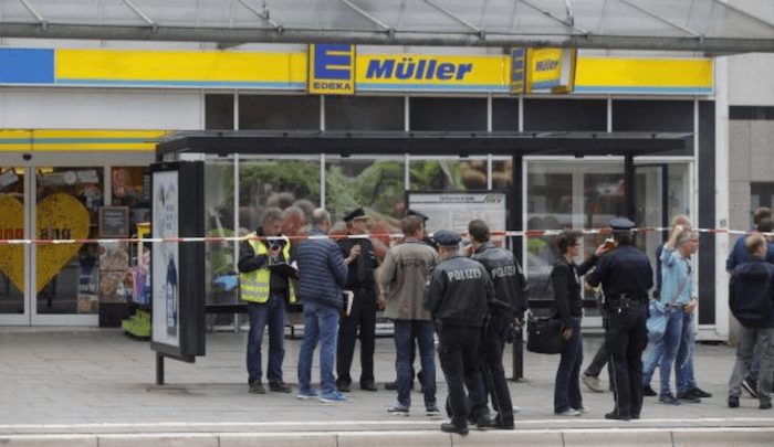 "Germany: No terror charge for Muslim migrant who attacked shoppers while screaming ""Allahu akbar"""