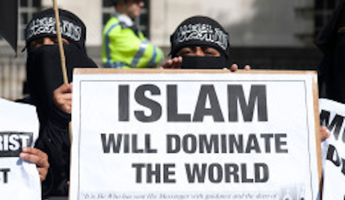 """Robert Spencer: """"Everyone who is concerned with human rights and free society should be an Islamophobe"""""""
