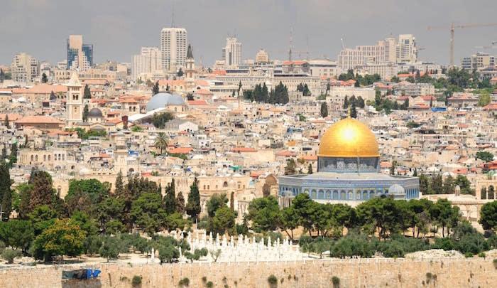 Trump tells Mideast leaders of plan to move embassy to Jerusalem