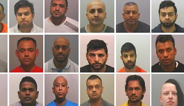 Coverup: UK report claims no evidence police feared to investigate Muslim rape gangs because of racism charges