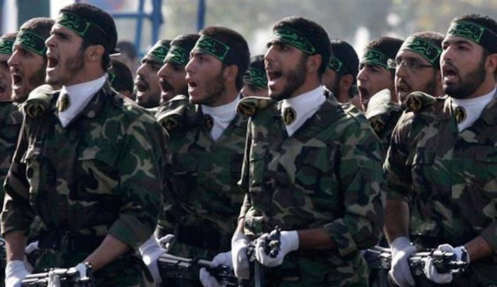 "Iranian Armed Forces' sworn duty is to ""strike terror into the enemies of Allah"""