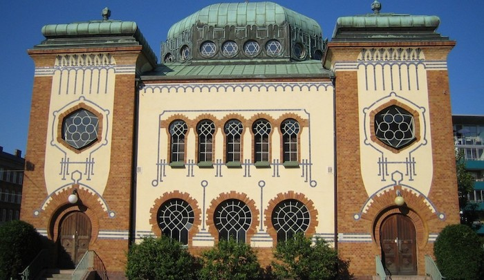 Sweden: Second synagogue firebombed, this time in heavily Muslim Malmö