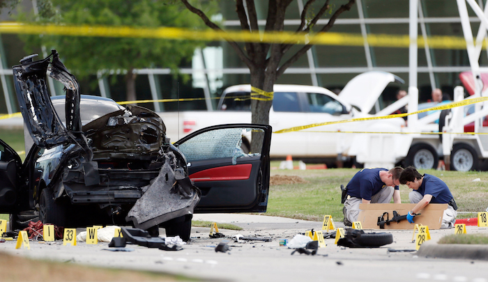 FBI, DOJ argue for dismissal of suit about their foreknowledge of Garland, Texas jihad attack