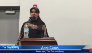 Anni Cyrus Video: Sharia Hunting the Survivor to the West