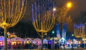 Paris cancels Christmas market; holds special Ramadan party every year