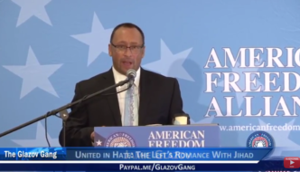 Glazov Video: United in Hate – The Left's Romance With Jihad
