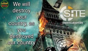 "Islamic State threat to UK: ""We will destroy your country"""