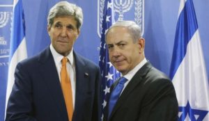 "John Kerry: ""The Palestinians have done an extraordinary job of remaining committed to nonviolence"""