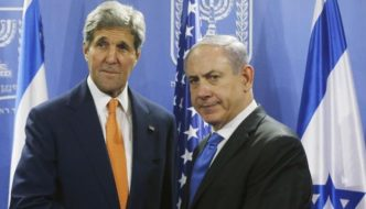 """John Kerry: """"The Palestinians have done an extraordinary job of remaining committed to nonviolence"""""""