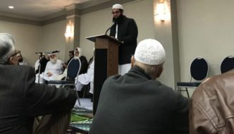 """Virginia: Islamic conference decries US as """"land of infidels,"""" says Americans should be """"forced"""" to accept Qur'an"""