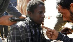Libya: Muslims selling black migrant slaves for as little as $400