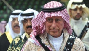 "Prince Charles gets pushback for blaming ""foreign Jews"" for Middle East conflict"