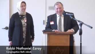 "Denouncing Stanford event, rabbi claims that Robert Spencer ""mischaracterizes, demonizes, and stereotypes Muslims"""