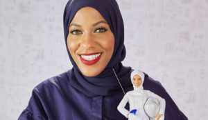 """Mattel """"excited"""" to release first Barbie wearing a hijab"""