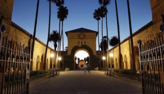 """Stanford labels the forcible suppression of dissenting views """"free expression"""""""