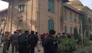 "Pakistan: Video shows civilians aiding jihadis screaming ""Allahu akbar"" while murdering 13 at college"