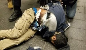 "New York subway jihad bomber wrote: ""Trump you failed to protect your nation"""