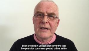 Pat Condell: Britain's Hate Speech Police