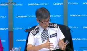 "Video: London's Police Commissioner says rape gangs have ""been part of our society for centuries"""
