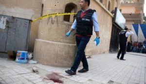 Egypt: Muslims murder nine people in gun attack on church near Cairo