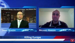 Glazov Gang: Killing Europe