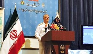 "Top dog of Iran's Navy promises to ""fly the Iranian flag in the Gulf of Mexico"""