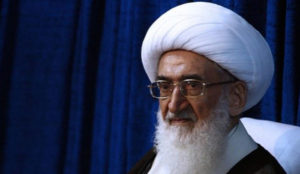 Iran: Leading Muslim cleric announces support for protests