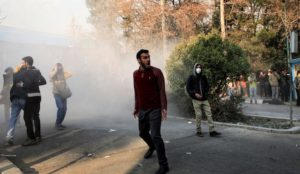 """Iranian official blames murder of protesters on """"foreign agents"""" and Sunnis"""