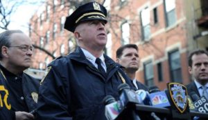 """NYPD Commissioner on jihad bomber's ISIS ties: """"We're not going to talk about that right now"""""""