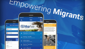 """UN launches app to """"empower"""" migrants, encourage them to """"migrate safely"""""""