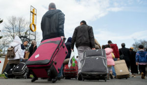 """""""Who is integrating with whom?"""" German town calls moratorium on taking any more migrants"""