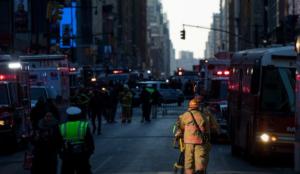 NYC subway jihad bomber chose location because of its Christmas posters
