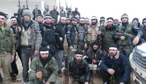 """Cash for jihadis"": Al-Qaeda group selected recruits for UK taxpayer-backed Syrian police force"
