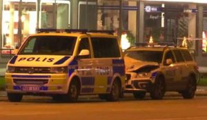 Sweden: Police car blown up in Muslim-dominated Malmö
