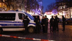 Germany: Explosive device planted on children's carousel at Christmas market