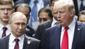 Trump colludes with Putin to help Russia foil major jihad mass murder plot in St. Petersburg