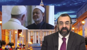 """Robert Spencer Video: Why Has ISIS Threatened to Behead """"the Pope of Islam""""?"""