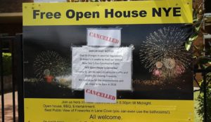 Australian church forced to cancel popular annual New Year's Eve fireworks party: can't afford jihad security costs
