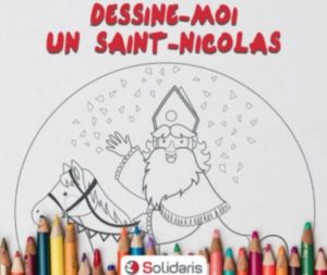 Belgium: Cross removed from St. Nicholas' miter so as to avoid offending Muslims