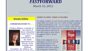 "Toronto Star makes damaging false ""correction"" about Christine Douglass-Williams"