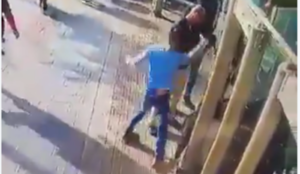 "Jerusalem video: Muslim who stabbed Israeli security guard says he did it ""for Allah's sake"""