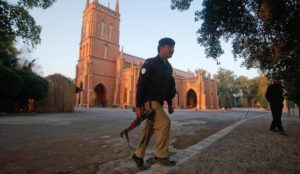 Islamophobia breaks out all over: Armed guards posted at Christmas church services in majority Muslim countries