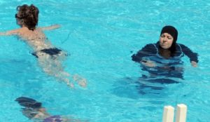 "Germany: Muslim women cause ""havoc"" at swimming pool, threaten employees"