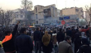 Iran: Freedom protests continue into fourth night despite killings and threats from the Islamic regime