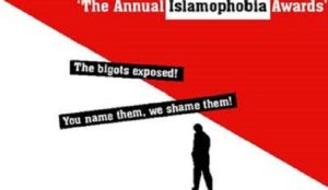 """UK's former Equality and Human Rights chief says """"Islamophobia Awards"""" paint target on the backs of Islam critics"""