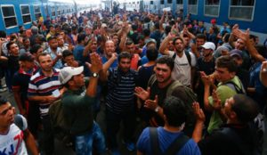EU migrant policies rejected by 74% of people in 11 countries of Central Europe